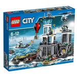 Lego City 60130 Casema Della Polizia Dell'Isola