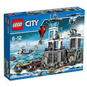 Lego City 60130 Casema Della Polizia Dell'Isola | Massa Giocattoli
