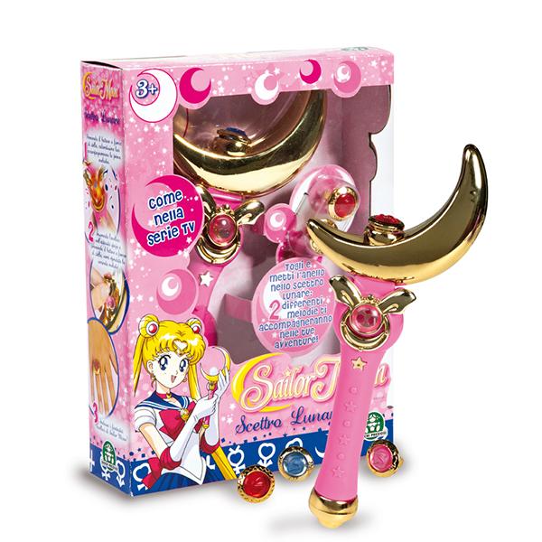 Scettro Lunare Sailor Moon