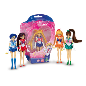 Action Figure Sailor Moon | Massa Giocattoli