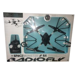 Radiofly Space Monster 65 Quadricottero | Massa Giocattoli