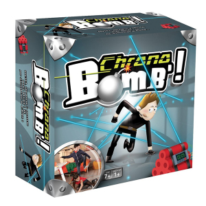 Chrono Bomb Gioco Società | Massa Giocattoli