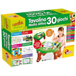 Tavolino Molto Attivo 30 Giochi | Massa Giocattoli