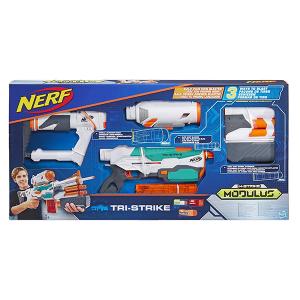 Nerf Modulus Tri-Strike | Massa Giocattoli
