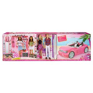 Barbie Armadio Auto Sogni Mattel | Massa Giocattoli