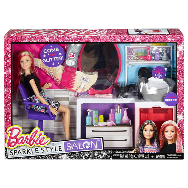 Barbie Salone Bellezza