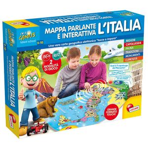 Mappa Elettronica Parlante Interattiva Italia | Massa Giocattoli