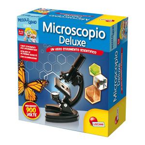 Microscopio Deluxe Lisciani | Massa Giocattoli