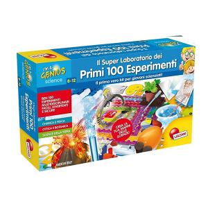 Super Laboratorio dei Primi 100 Esperimenti | Massa Giocattoli