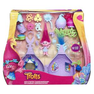 Trolls Salone Bellezza Di Poppy Hasbro | Massa Giocattoli