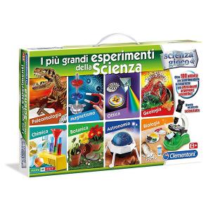 I Più Grandi Esperimenti Della Scienza Clementoni | Massa Giocattoli
