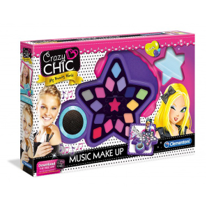 Crazy Chic Music Make Up | Massa Giocattoli