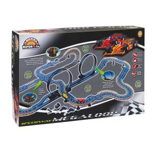 Pista Elettrica Speedway Megaloop | Massa Giocattoli