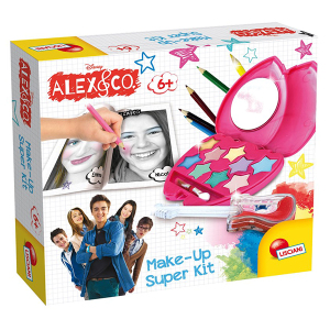 Alex & Co Make Up Super Kit | Massa Giocattoli