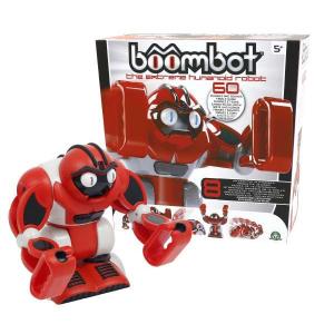 Robot Boombot | Massa Giocattoli