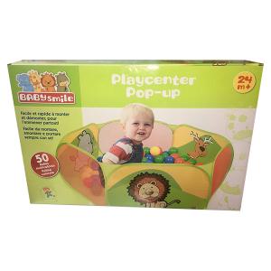 Baby Smile Playcenter | Massa Giocattoli