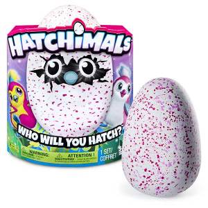 Hatchimals Pengualas Spin Master | Massa Giocattoli