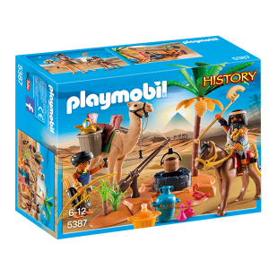 Playmobil 5387 Cacciatore Di Tombe | Massa Giocattoli