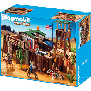Playmobil 5245 Fortino Western | Massa Giocattoli