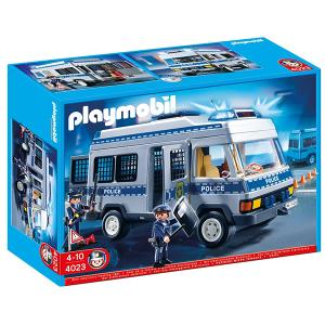 Playmobil 4023 Camionetta Della Polizia | Massa Giocattoli