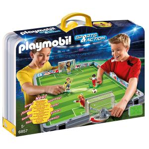 Playmobil 6857 Campo da Calcio Pieghevole | Massa Giocattoli