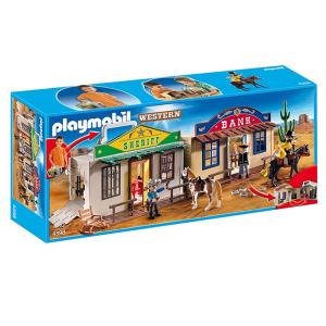 Playmobil 4398 Villaggio Western | Massa Giocattoli
