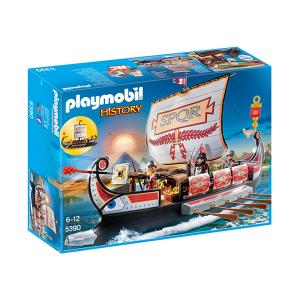 Playmobil 5390 Galea Romana con Rostro | Massa Giocattoli