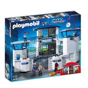 Playmobil 6919 Stazione Polizia Con Prigione | Massa Giocattoli