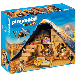 Playmobil 5386 Piramide Del Faraone | Massa Giocattoli