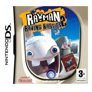 Rayman Raving Rabbids 2 Nintendo DS | Massa Giocattoli