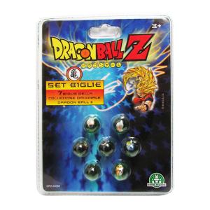 Set Biglie Dragon Ball Z|Massa Giocattoli