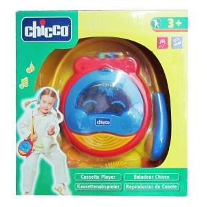 Chicco Cassette Player|Massa Giocattoli