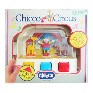 Chicco Circus|Massa Giocattoli