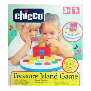 Chicco Treasure Island Game|Massa Giocattoli