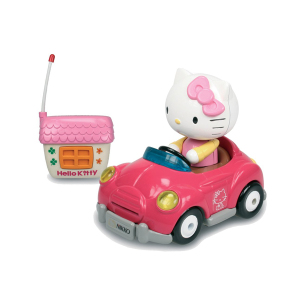 Go Go Hello Kitty Car Radiocomandata|Massa Giocattoli