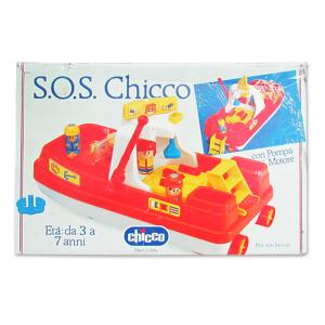 S.O.S. Chicco con Pompa Motore|Massa Giocattoli