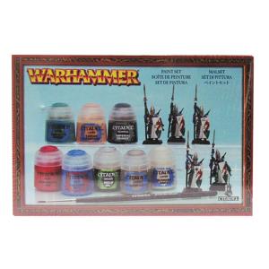 Warhammer Set di Pittura|Massa Giocattoli