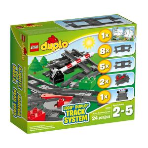 Lego Duplo 10506 Set accessori ferrovia|Massa Giocattoli