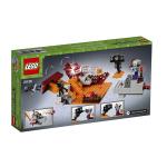 Lego Minecraft 21126 Lo Scherbero Massa Giocattoli