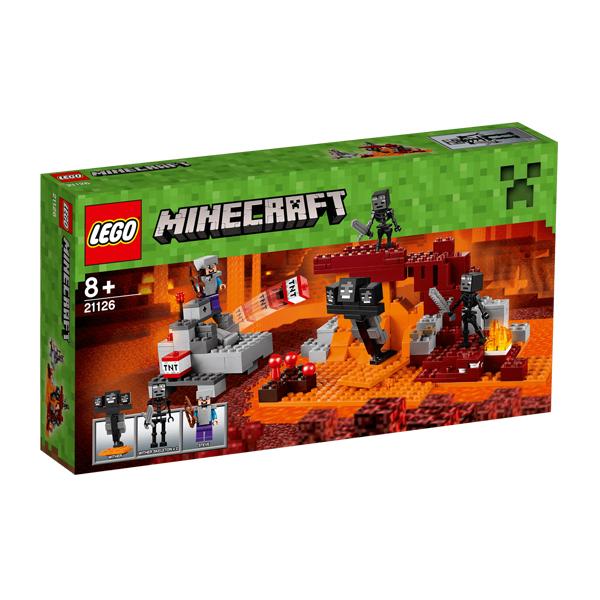 Lego Minecraft 21126 Lo Scherbero