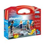 Playmobil 5651 Valigetta Grande Pompieri Massa Giocattoli