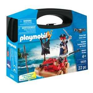 Playmobil 5655 Valigetta Pirata|Massa Giocattoli