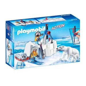 Playmobil 9056 Esploratori con Orsi|Massa Giocattoli