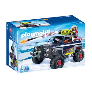 Playmobil 9059 Predatori con mezzo d'assalto|Massa Giocattoli