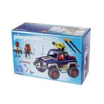 Playmobil 9059 Predatori con mezzo d'assalto Massa Giocattoli