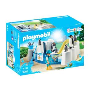 Playmobil 9062 Vasca dei Pinguini|Massa Giocattoli