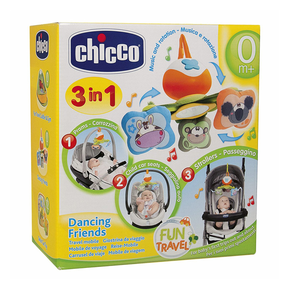 Chicco Dancing Friends