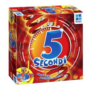 5 Secondi|Massa Giocattoli