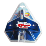 Top Gun Aerei Acrobatici Blu|Massa Giocattoli