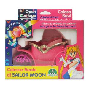 Calesse Reale di Sailor Moon|Massa Giocattoli